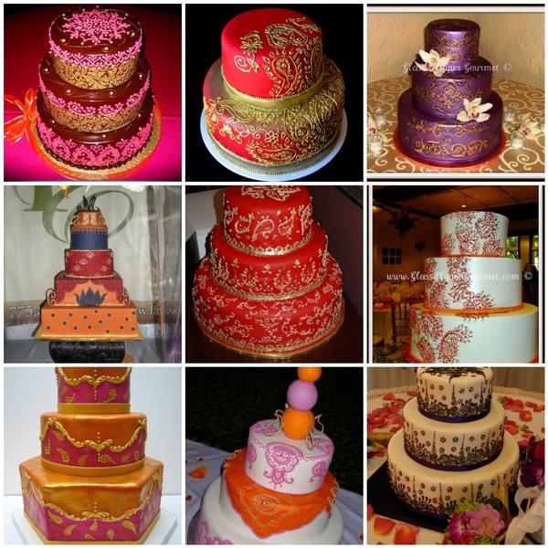 Latest Design For Cake : Latest Pakistani Indians & Arabic mehndi design jewelry ...