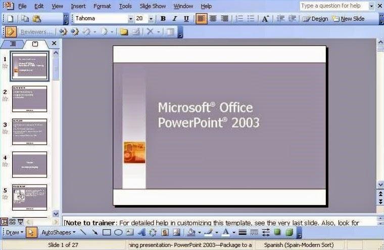 Как сделать в офисе слайд