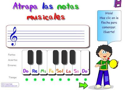 http://www.aprendomusica.com/swf/atrapaNotas_escala.htm