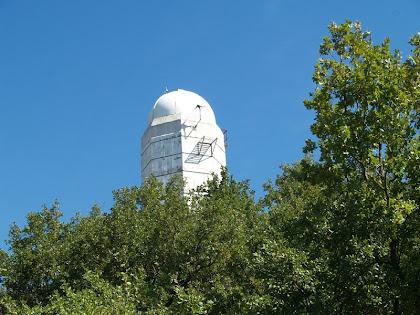 Observatori Astronòmic de la Monjoia
