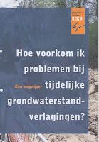 brochure tijdelijke grondwaterstandverlagingen