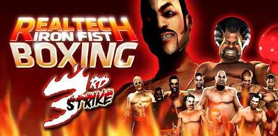 APK FILES™ Iron Fist Boxing APK v4.2.2 ~ Full Cracked