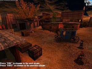 Smokin Guns free FPS PC game