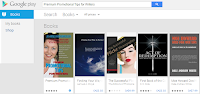 eBooks for Sale in Google Play Book Store