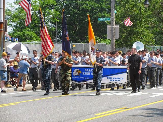 Memorial Day Army Parade