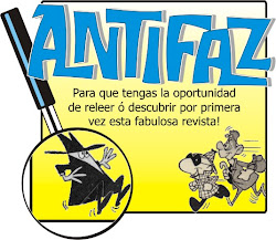 "Revista ""Antifaz"""