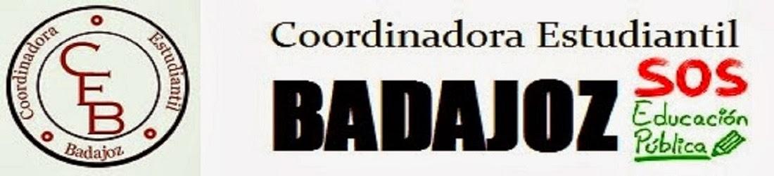 Coordinadora Estudiantil Badajoz (CEB)