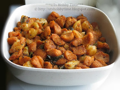 potato soya chunks fry indian recipe