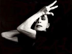 Martha Graham (May 11, 1894 – April 1, 1991)
