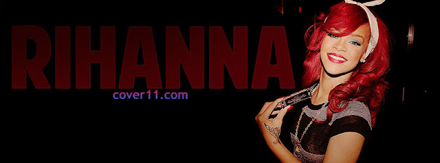 Rihanna Facebook Cover Photo 2013