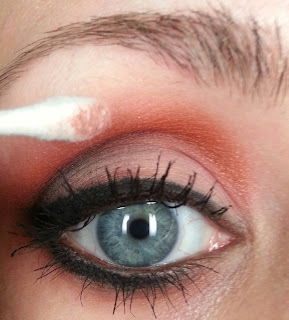 Makeup madness 10 wonderful beauty uses for q tips if you are going to an event or traveling and want to have a quick easy way to reapply your makeup then here is the tip for you roll some q tips ccuart Image collections