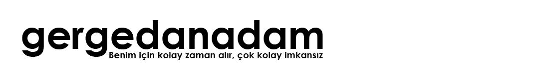 geRgedanadam
