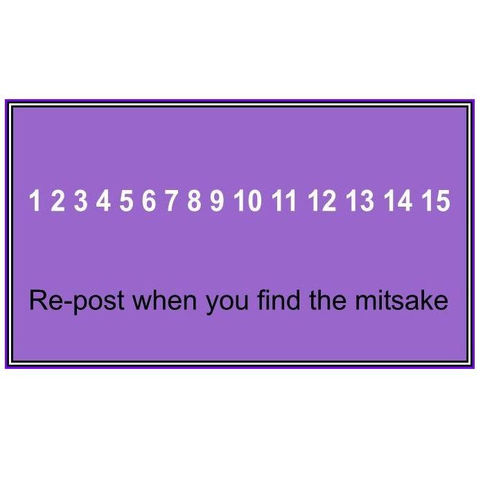 Q11 間違い探し