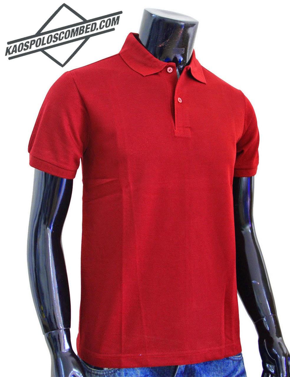 Polo Shirt Polos Maroon