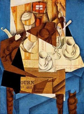 Esmorçar (Juan Gris)