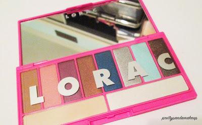 Lorac Alter Ego Heartbreaker palette