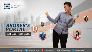 brokers portal for sales marketers