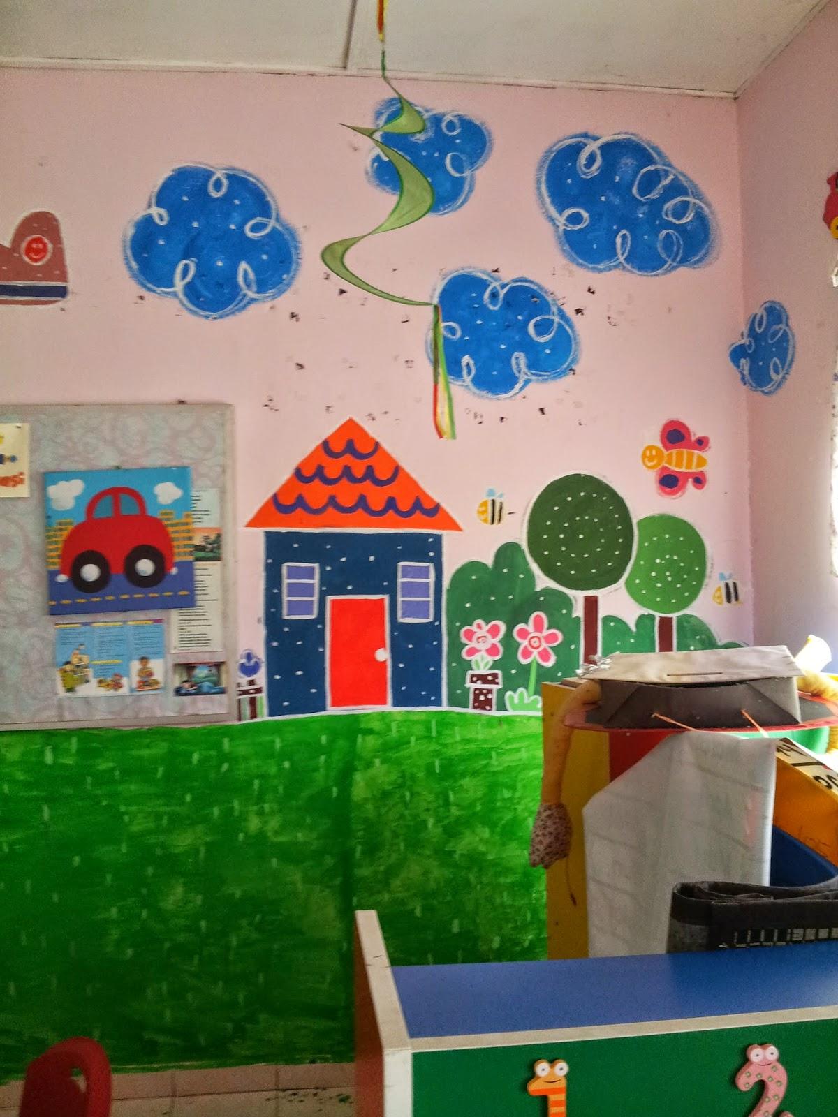 Cikukukikilala for Mural untuk kanak kanak