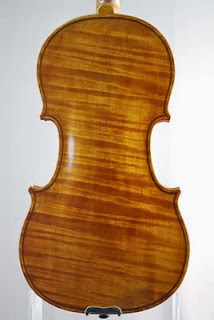 one piece violin