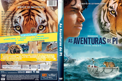 capa+dvd+www.gamecover.com+%2821%29 As Aventuras de Pi (Life of Pi) Torrent   Dual Áudio 3D (2012)