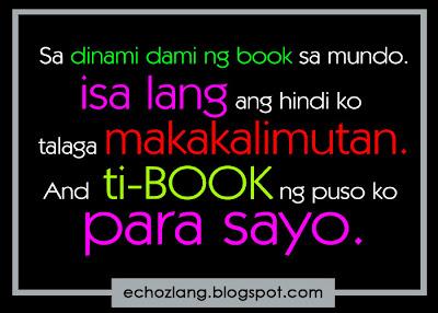 Sadinami dami ng book sa mundo, isa lang ang hindi ko talaga makalimutan.