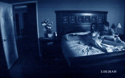 This image basically sums up the entirety of Paranormal Activity
