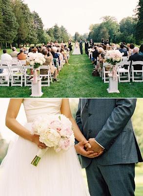 E Casamento lindo...!