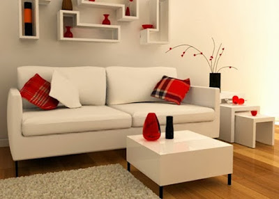 sofa cantik untuk ruang mini