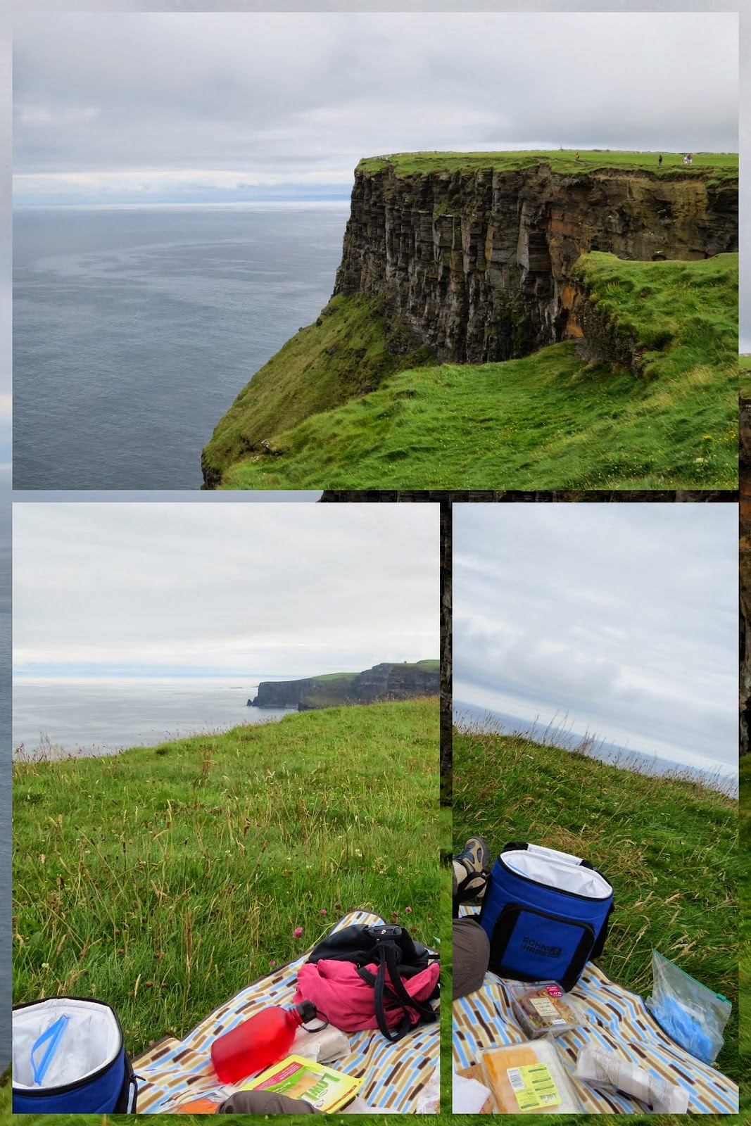 Cliffs of Moher - Picnic