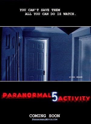 Pemain Paranormal Activity 5 The Ghost Dimension