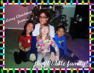 My Christmas picture with my kids