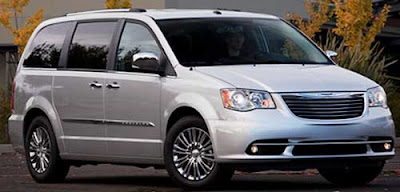 2012 Chrysler Town and Country Price.