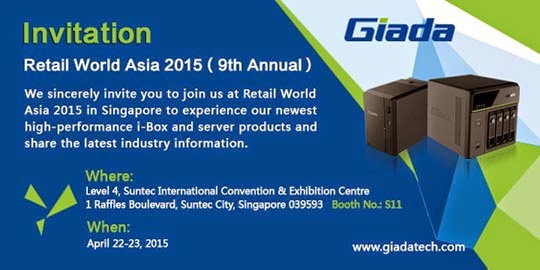 Giada Retail World Asia 2015
