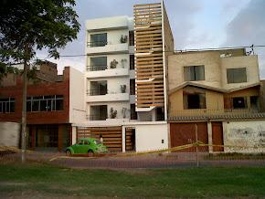 Construcción Edificio de 5 pisos