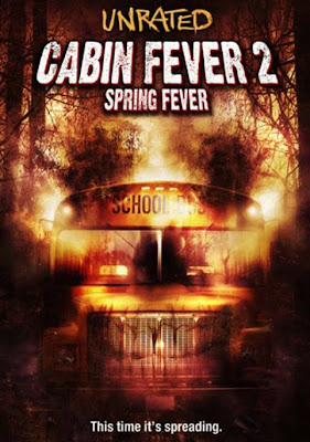 Watch Cabin Fever 2: Spring Fever 2009 BRRip Hollywood Movie Online | Cabin Fever 2: Spring Fever 2009 Hollywood Movie Poster