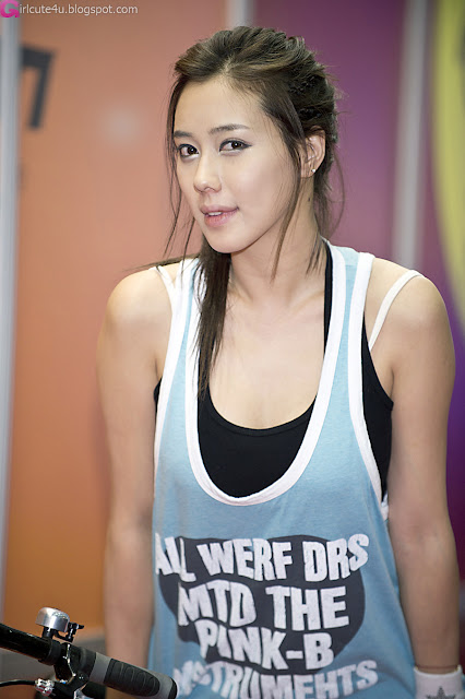1 Kim Ha Yul - SPOEX 2012-very cute asian girl-girlcute4u.blogspot.com