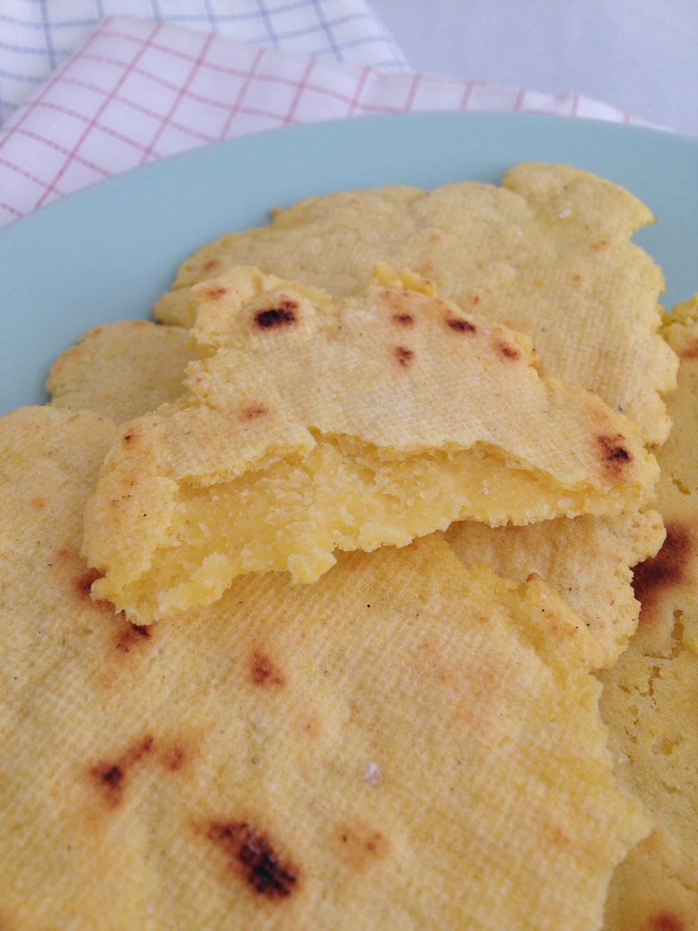 piadina in 5 minuti - ricette macrobiotiche