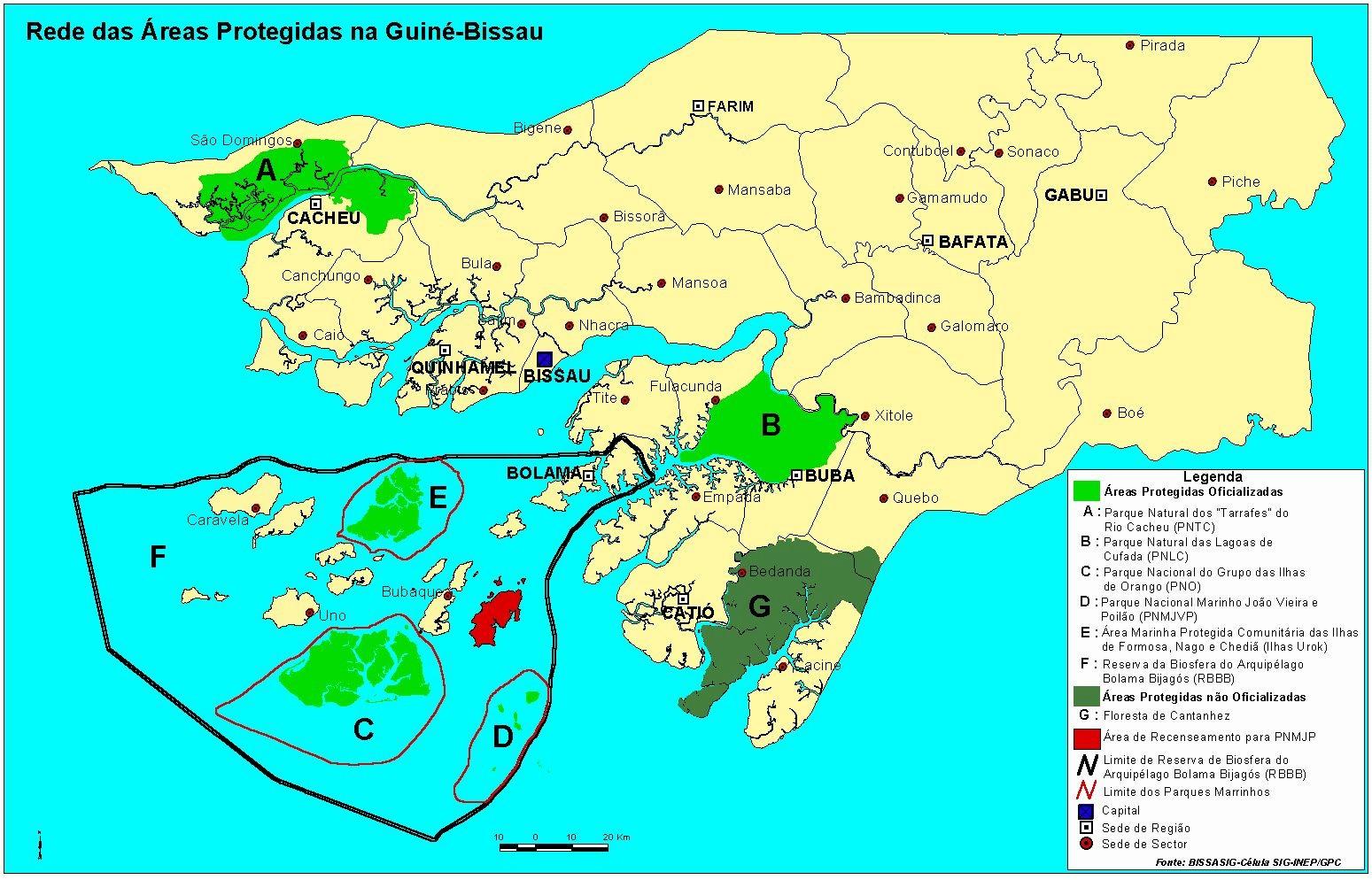 Sinto feel Bissau Maps Of Bissau