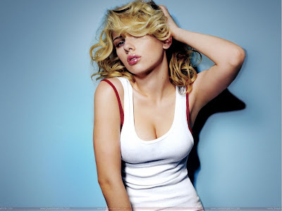 Scarlett Johansson Hot Lips