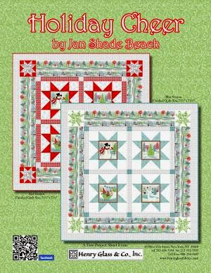 http://www.henryglassfabrics.com/project/holiday-cheer/