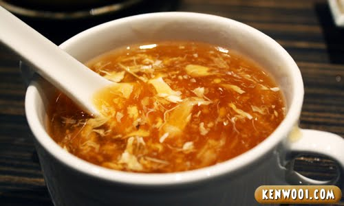 eyuzu shark fin soup
