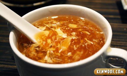 eyuzu shark fin soup