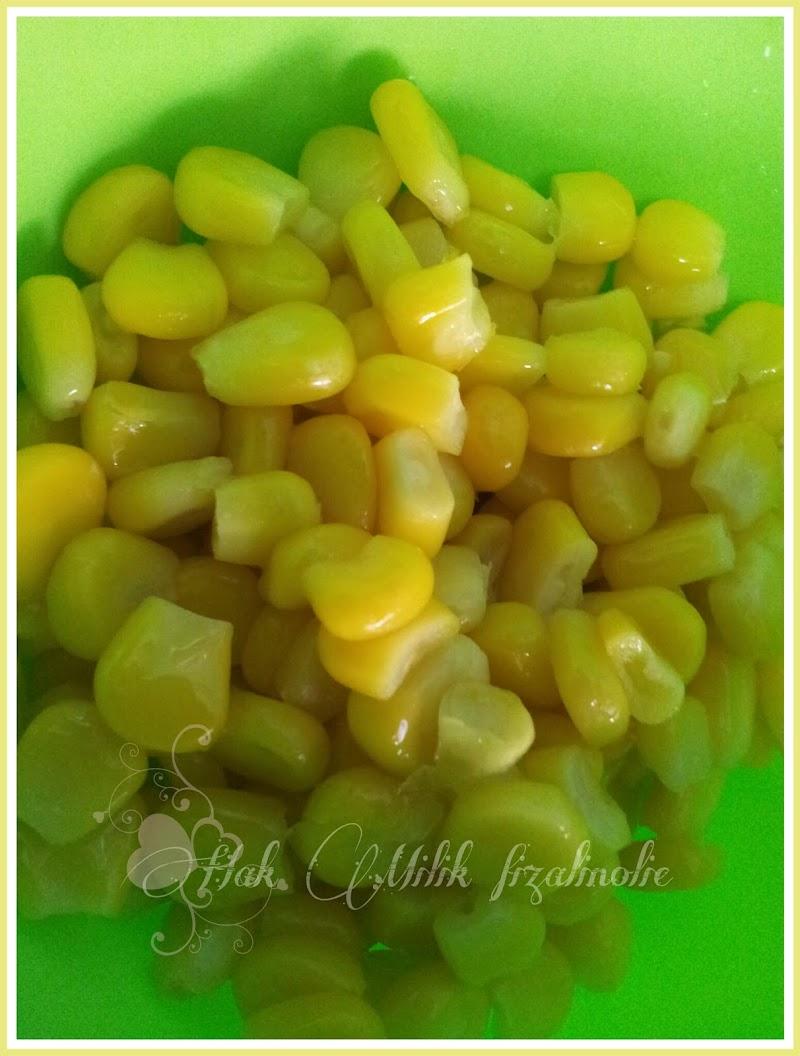 Sweet Corn Kukus Buatan Sendiri