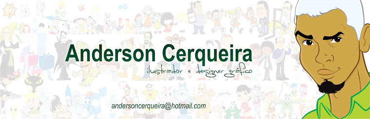 Anderson Cerqueira | Ilustrador - Designer Gráfico