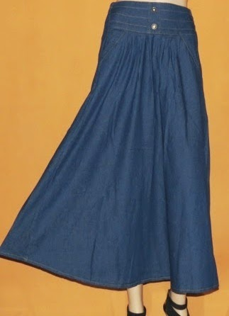Rok  Jeans Muslimah RM290