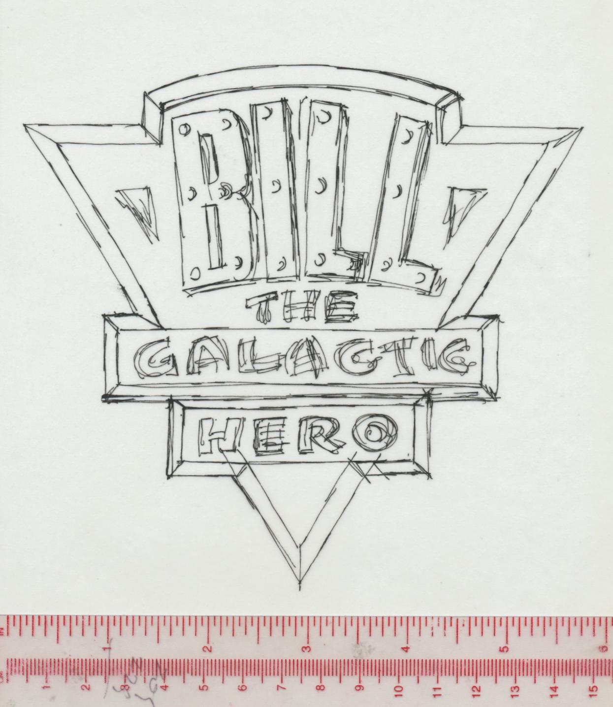 bill the galactic hero pdf