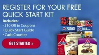 Image: Atkins Quick Start Kit