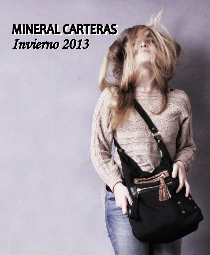 Mineral Carteras y Bolsos