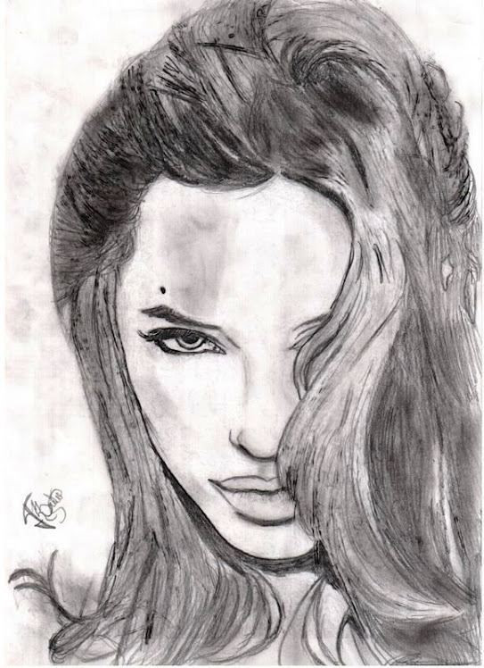 Thiago Raul - Angelina Jolie