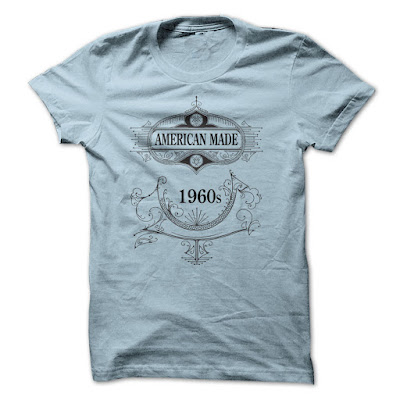 American made in 1960s